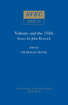 Voltaire and the 1760s