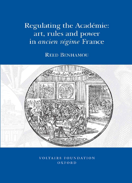 Regulating the Académie