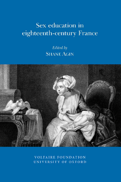 Sex Education In Eighteenth-Century France