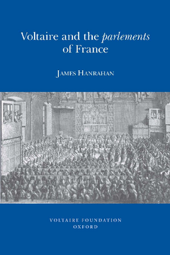 Voltaire and the parlements of France