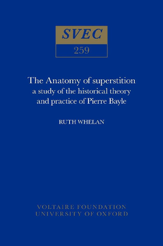 The Anatomy of Superstition