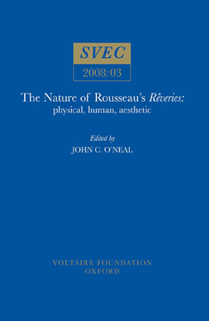 The Nature of Rousseau's 'Rêveries'