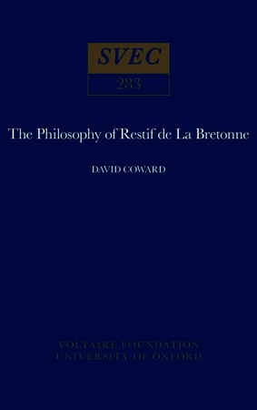 The Philosophy of Restif de La Bretonne