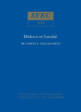 Diderot et L'amitié