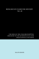 The Rise of the English Shipping Industry in the Seventeenth and Eighteenth Centuries