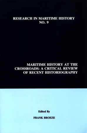 Maritime History at the Crossroads