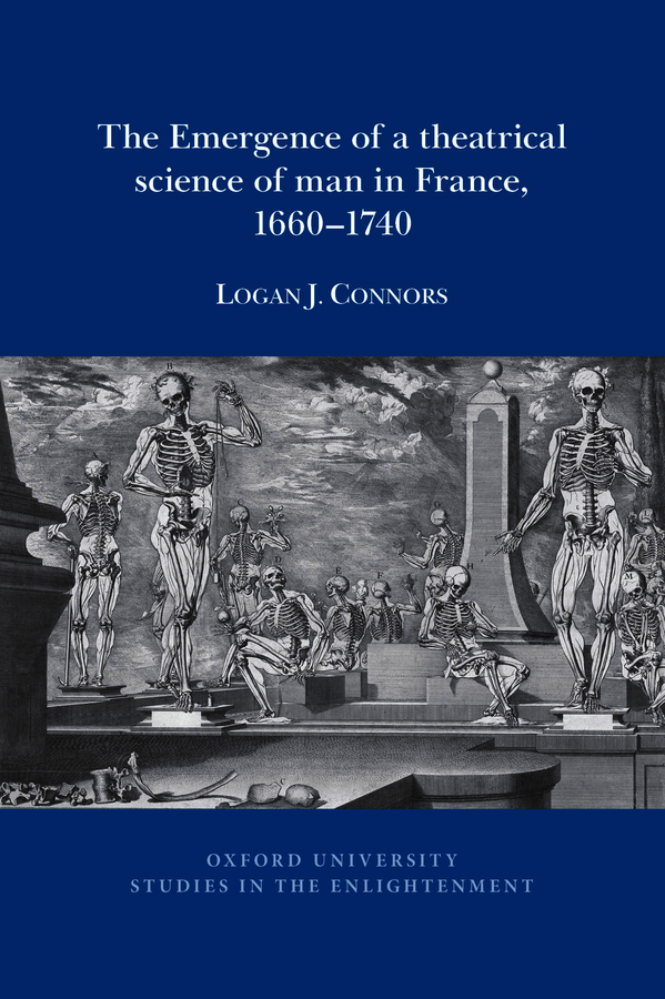 The emergence of a theatrical science of man in France, 1660-1740
