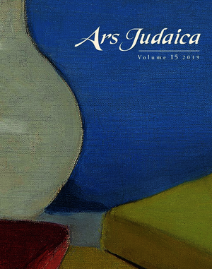 Ars Judaica: The Bar-Ilan Journal of Jewish Art, Volume 15