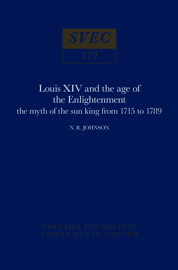 Louis XIV and the Age of the Enlightenment