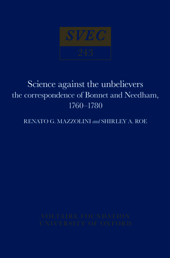 Science Against the Unbelievers