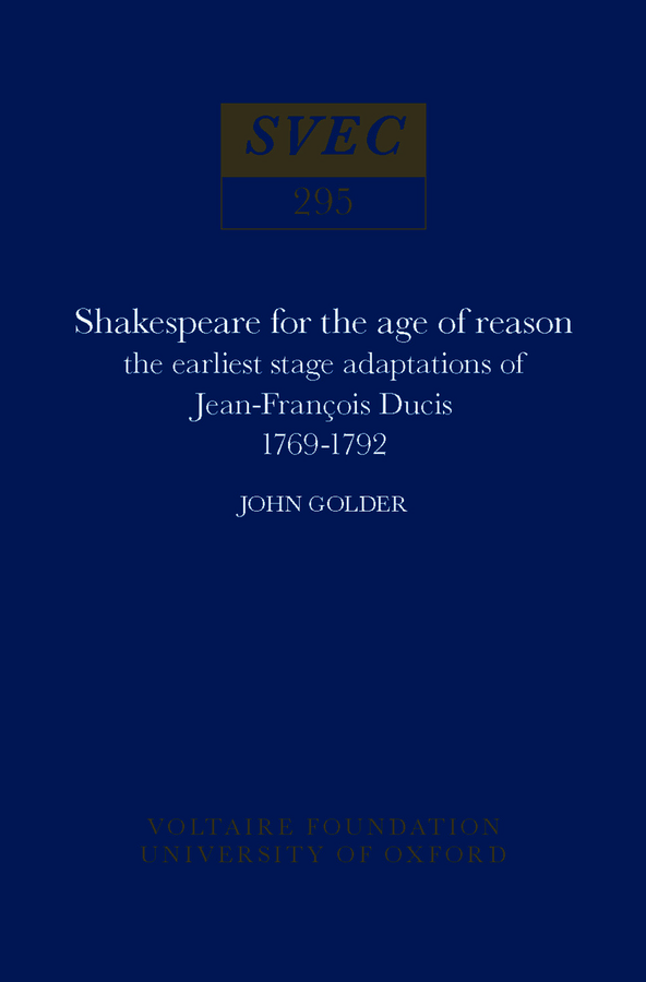 Shakespeare for the Age of Reason
