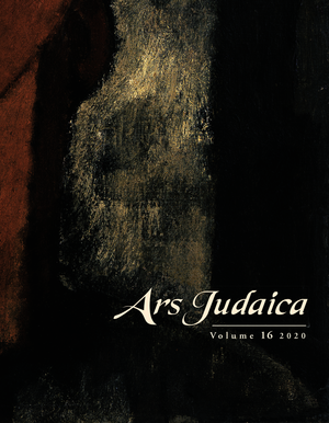 Ars Judaica: The Bar-Ilan Journal of Jewish Art, Volume 16