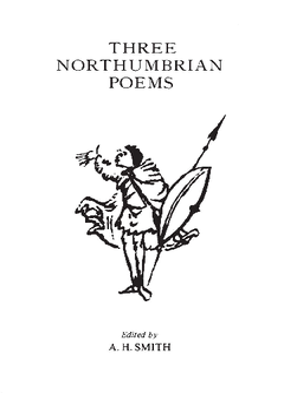 Three Northumbrian Poems