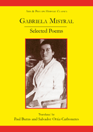Gabriela Mistral: Selected Poems