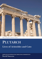 Plutarch: Lives of Aristeides and Cato