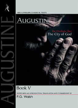 Augustine: The City of God Book V