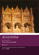 Augustine: The City of God Book X