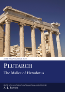 Plutarch: Malice of Herodotos