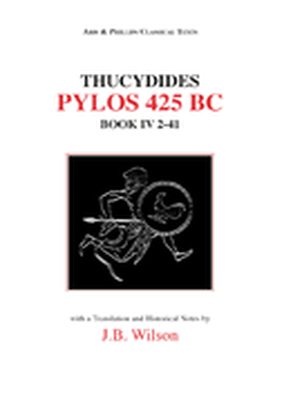 Thucydides: Pylos 425 BC; Book IV, 2-41