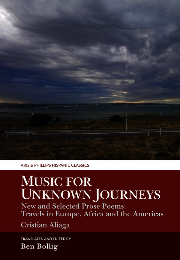 Music for Unknown Journeys by Cristian Aliaga