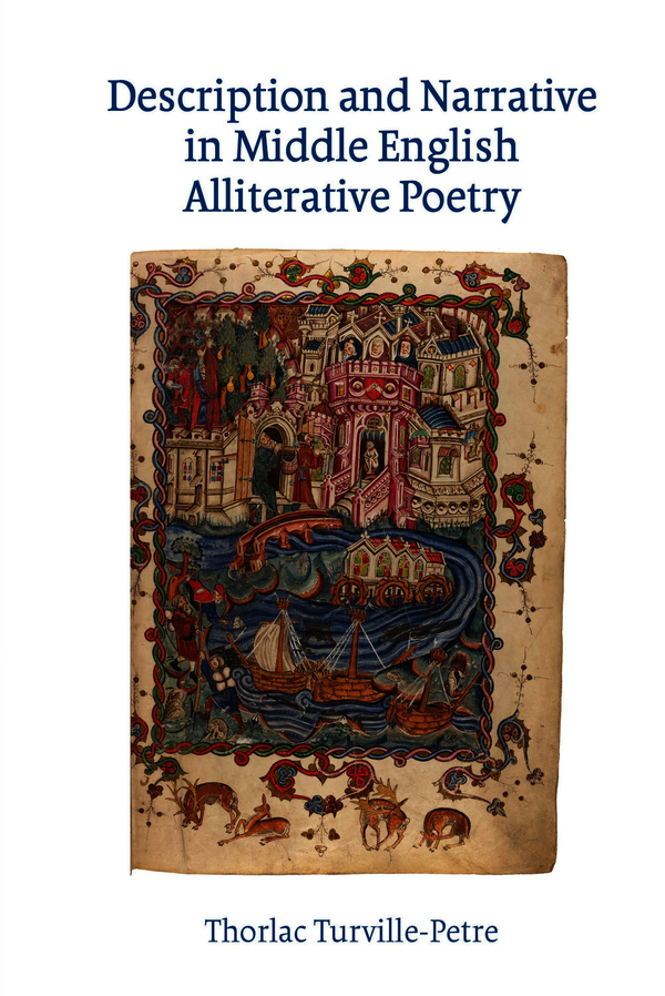 Description and Narrative in Middle English Alliterative Poetry
