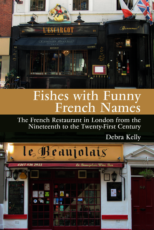 Fishes with Funny French Names