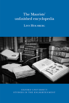 The Maurists' Unfinished Encyclopedia