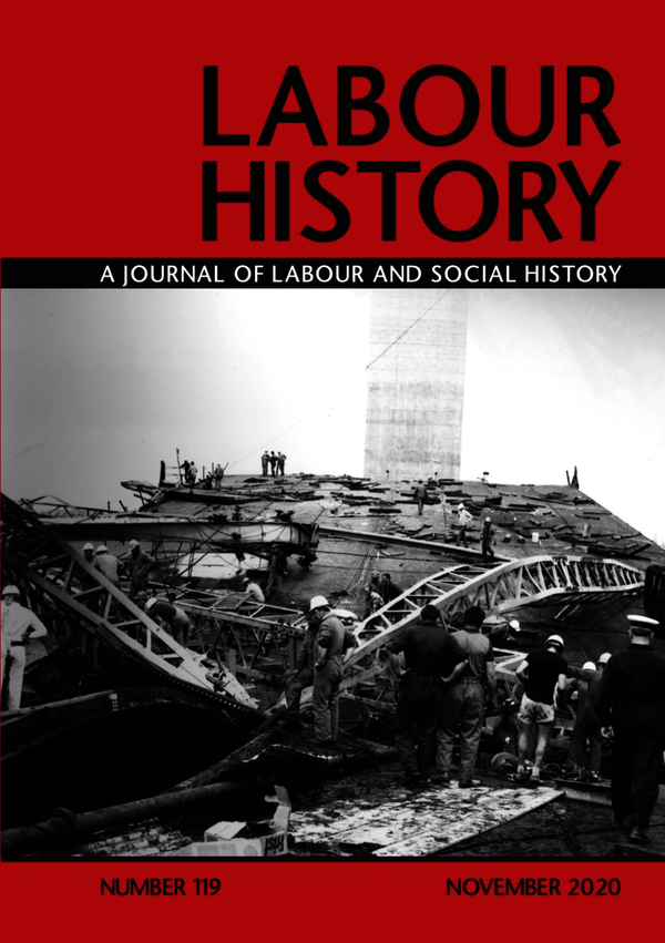 Labour History: A Journal of Labour and Social History