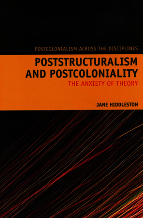 Poststructuralism and Postcoloniality