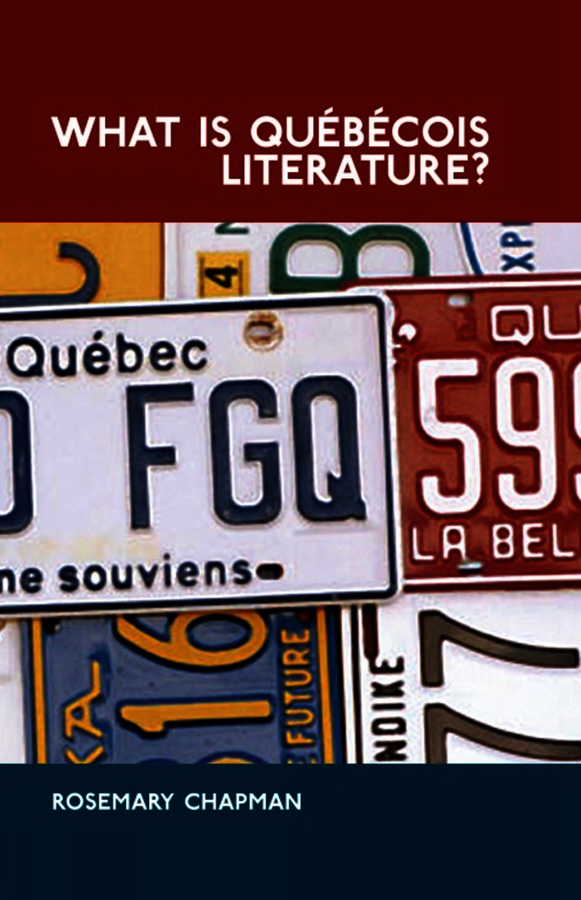 anglophone literature definition