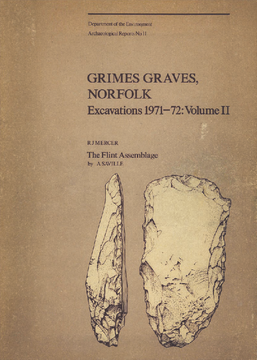 Grimes Graves, Norfolk Volume II