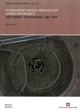 'Restoring' Stonehenge 1881-1939