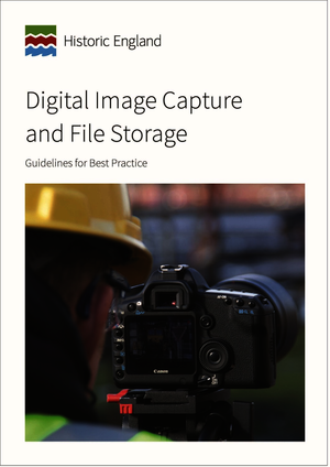 Digital Image Capture and File Storage