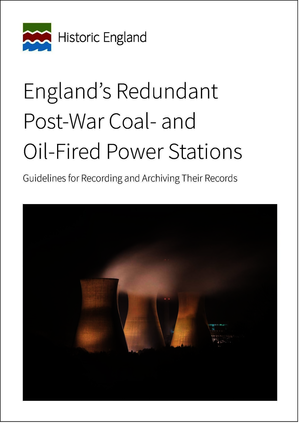 England's Redundant Post-War Coal- and Oil-Fired Power Stations