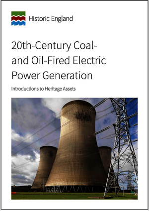 20th-Century Coal- and Oil-Fired Electric Power Generation