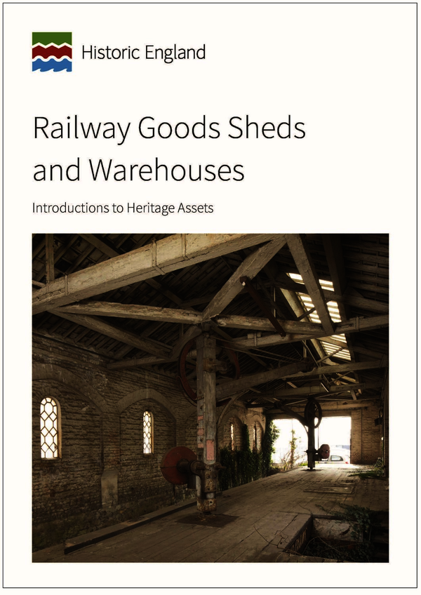 Railway Goods Shed and Warehouses
