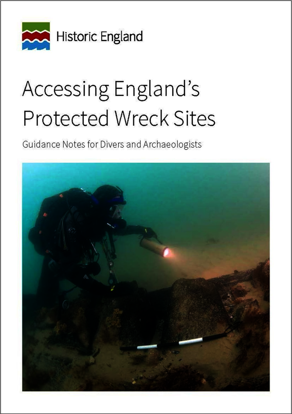Accessing England's Protected Wreck Sites