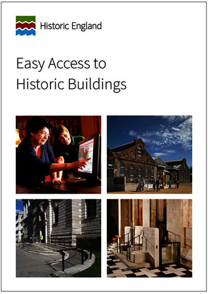 Easy Access to Historic Buildings