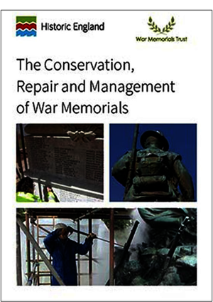 The Conservation, Repair and Management of War Memorials