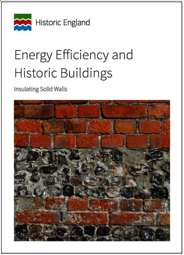 Energy Efficiency and Historic Buildings