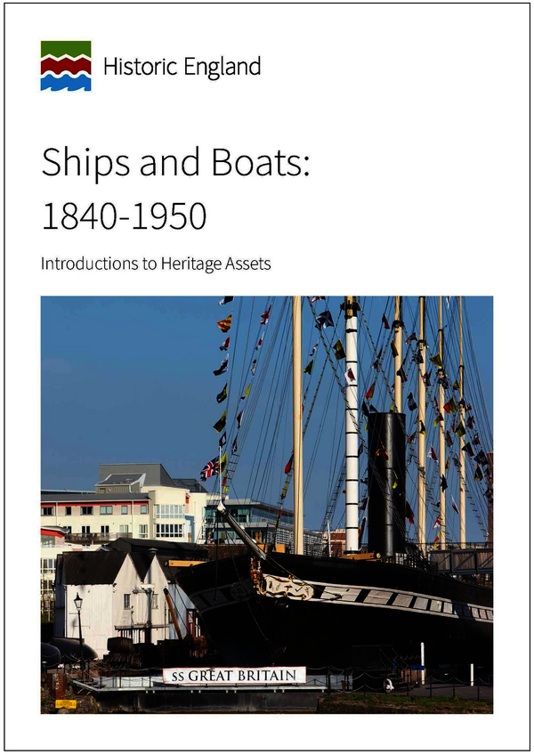 Ships and Boats: 1840 to 1950