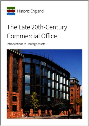 The Late 20th-Century Commercial Office