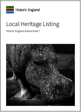 Local Heritage Listing