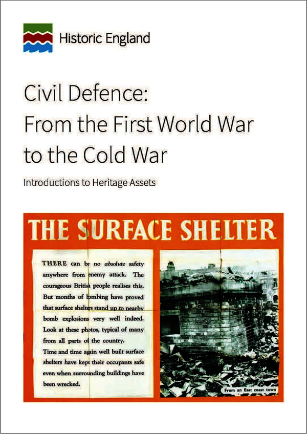Civil Defence - From the First World War to the Cold War