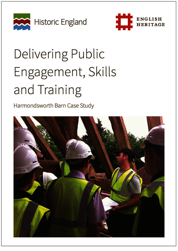 Delivering Public Engagement, Skills and Training