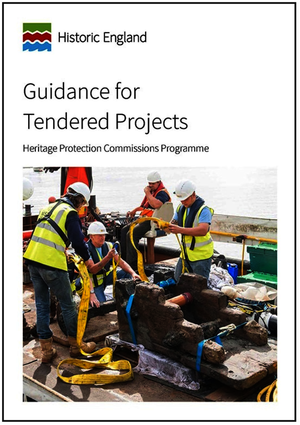 Guidance for Tendered Projects