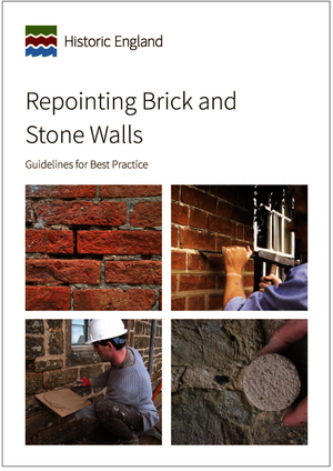 Repointing Brick and Stone Walls