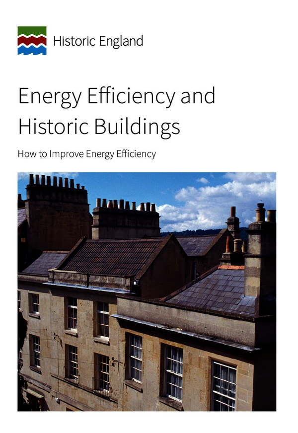Energy Efficiency and Historic Buildings