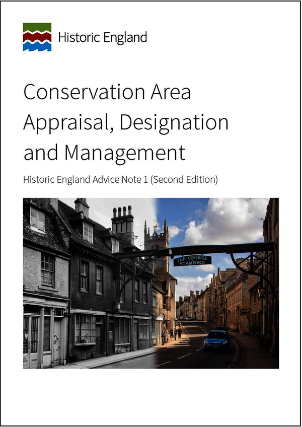Conservation Area Designation, Appraisal and Management