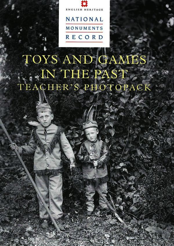 Toys and Games in the Past